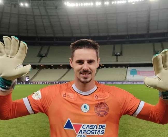 Felipe Oliveira/Bahia