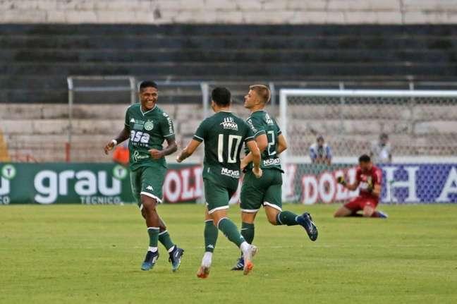(Thomaz Marostegan/Guarani FC)