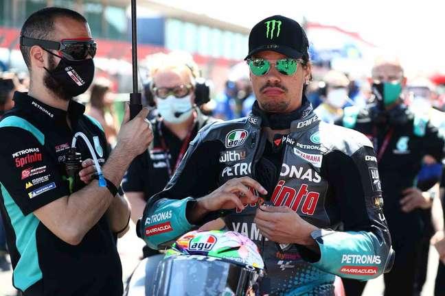 Franco Morbidelli pode perder mais quatro etapas da MotoGP em 2021