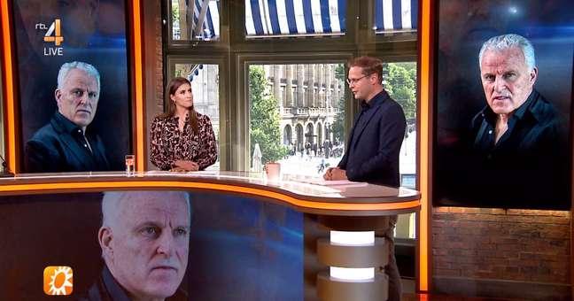 Os programas jornalísticos do RTL repercutem a morte do apresentador mais famoso do canal