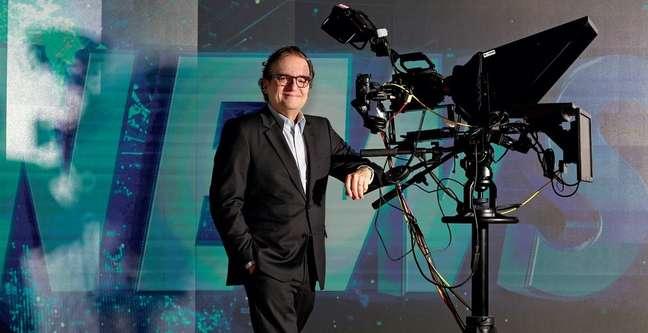 Tutinha herdou do avô a paixão por TV e pretende fazer da Jovem Pan um canal jornalístico forte e competitivo