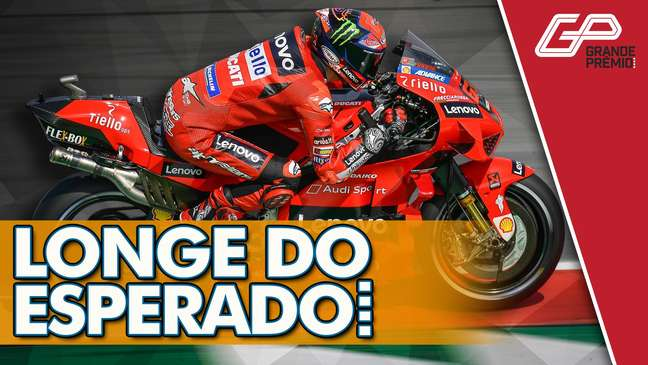 A fase inconstante da Ducati é assunto do GP às 10 de hoje