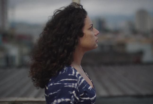 """""""Céu de Agosto"""", protagoizado pela potiguar Badu Morais, compete este ano em Cannes"""