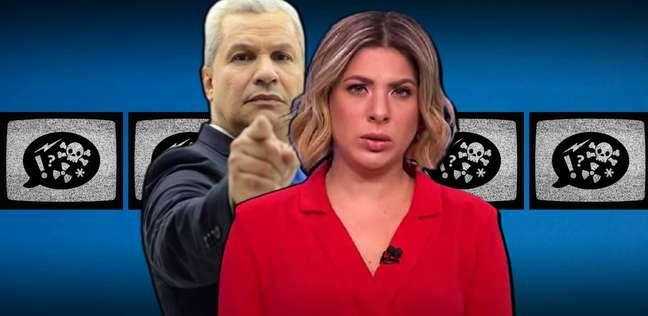 Bolsonarista roxo, Sikêra Jr. provoca novamente Daniela Lima, uma crítica ferrenha do presidente