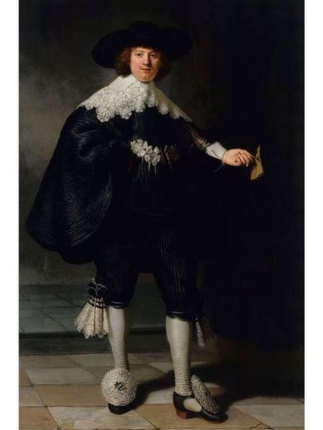 Marten Soolmans — cujo retrato feito por Rembrandt é um dos bens mais valiosos do Rijksmuseum — fez sua fortuna a partir da mão de obra escravizada no Brasil