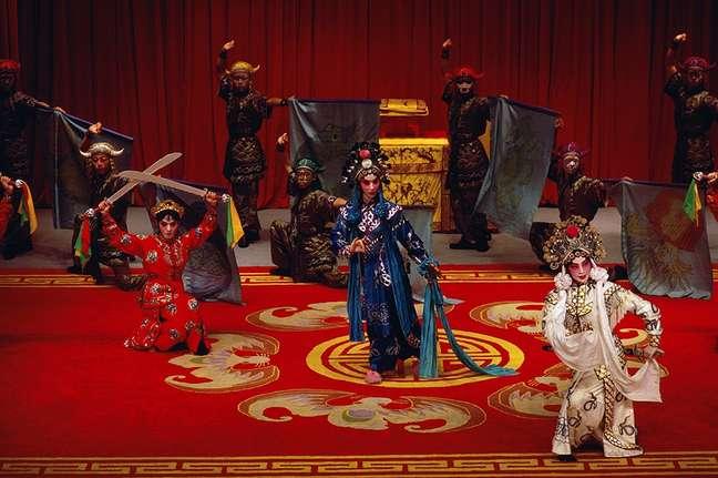 Jiang acreditava que ópera tradicional chinesa não representava valores e realidade da China comunista
