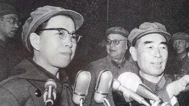 Quarta e última esposa de Mao, Jiang Qing, desempenhou papel fundamental na Revolução Cultural de 1966-76, que deixou feridas profundas na China