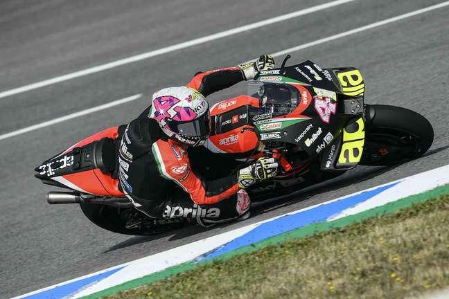 Aleix Espargaró quer mais potência para chegar ao pódio da MotoGP