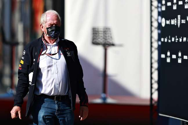 Helmut Marko, consultor da Red Bull, esperava por uma punição mais dura a Hamilton no GP da Inglaterra