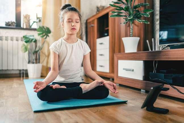 Meditação serve para estarmos na melhor versão de nós mesmos