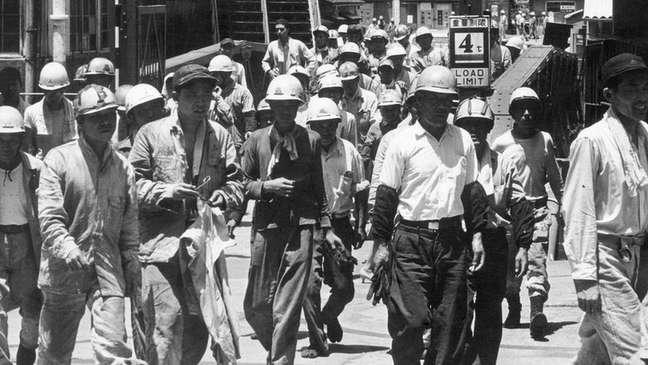 Conceito foi desenvolvido no pós-guerra, durante a reconstrução do país