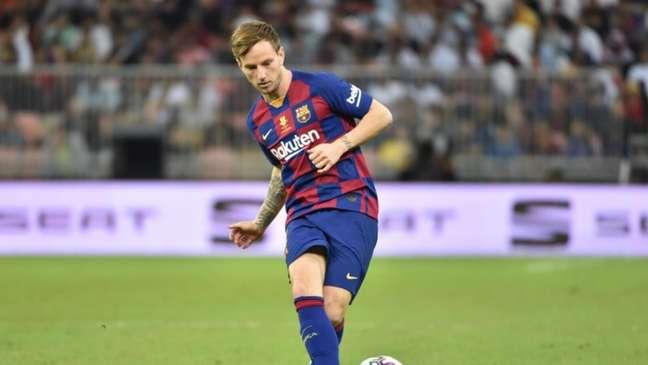 Rakitic teve a oportunidade de deixar o Barcelona pela Juventus em 2019 (Foto: AFP)