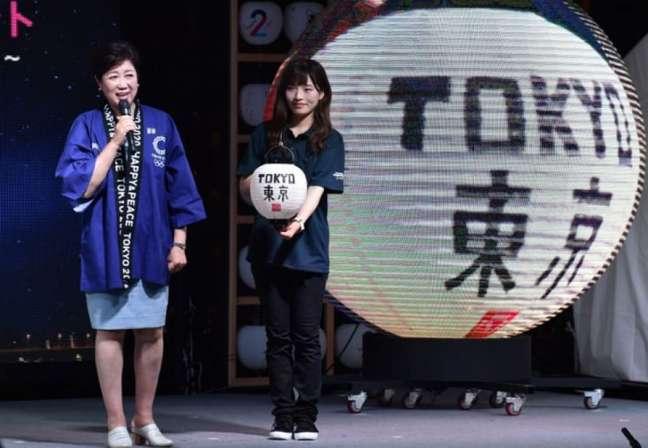 Olimpíada de Tóquio vive preocupação com casos de Covid na véspera da abertura (Foto: AFP)
