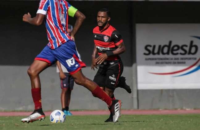O Vitória é o 18º colocado da Série B e está no Z4 (Foto: Divulgação / EC Vitória)