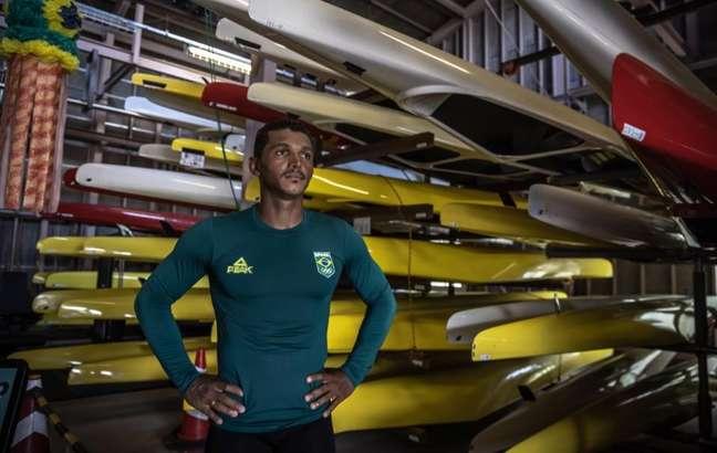 Isaquias Queiroz está confiante na conquista do sonhado ouro nos Jogos Olímpicos de Tóquio