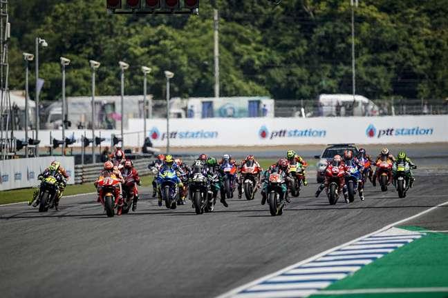 GP da Tailândia vai ficar de fora do calendário mais uma vez