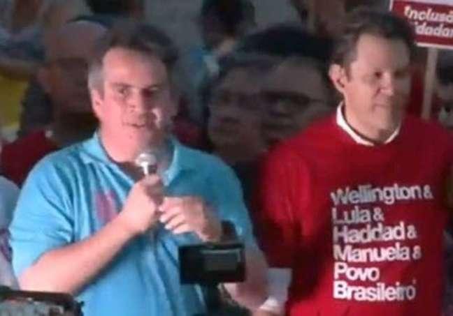 Ciro Nogueira apoiou Fernando Haddad (PT) em 2018