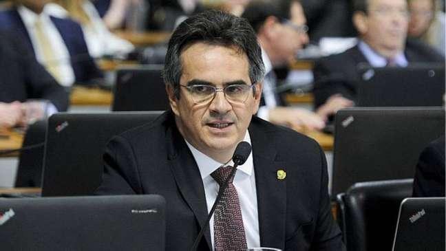 O presidente do PP, senador Ciro Nogueira (PI)
