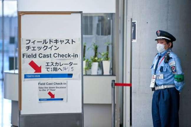 Tóquio sedia Jogos em meio à alta de casos de Covid