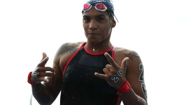 Ana Marcela Cunha tem chances de conquistar medalha nesta terça-feira