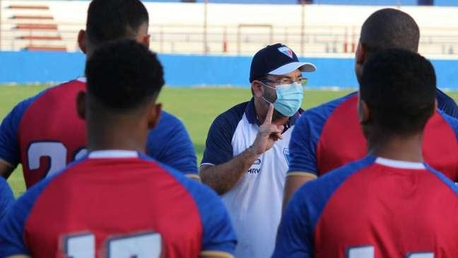 Enderson Moreira é o novo técnico do Botafogo (Foto: Bruno Oliveira/Fortaleza EC)