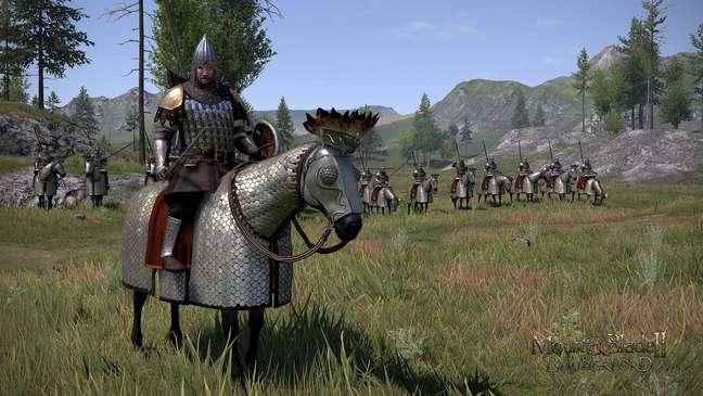 Mount and Blade (Bannerlord, na imagem) é um excelente jogo medieval, mas é ambientado em um universo totalmente fictício.