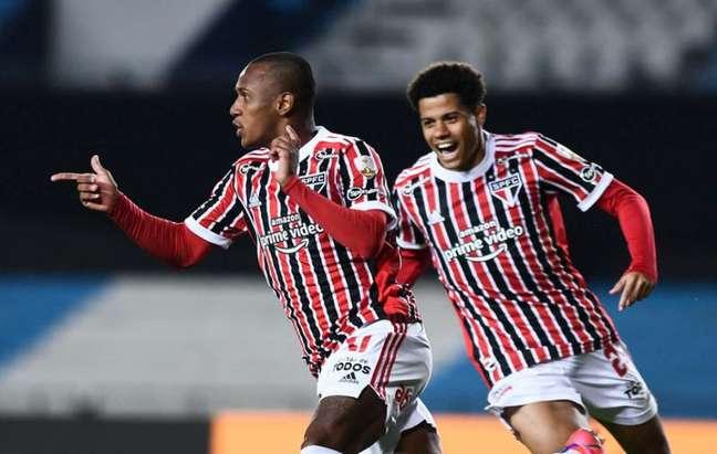 Apostas de Crespo deram certo em Avellaneda (Foto: Staff Images / CONMEBOL)