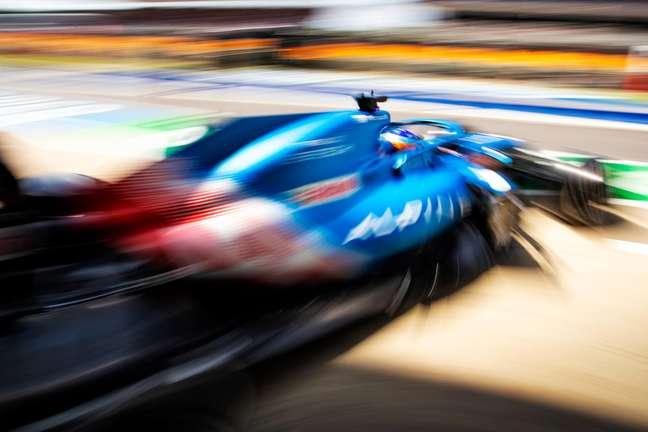 Fernando Alonso previu um GP da Inglaterra duro no domingo
