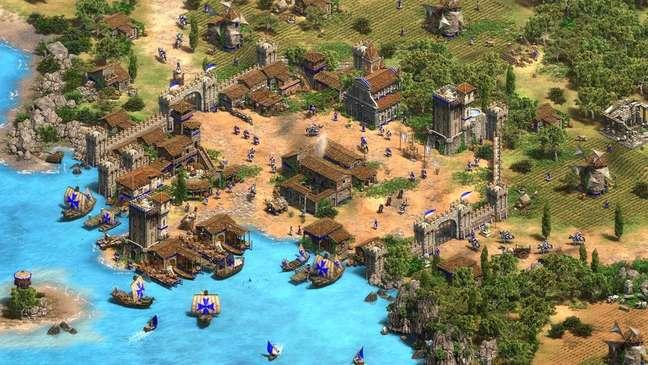 Age of Empires sempre foi um jogo muito querido (e, pessoalmente, o que me fez interessar por história e até cursar a disciplina). Entretanto, não é tão acurado…