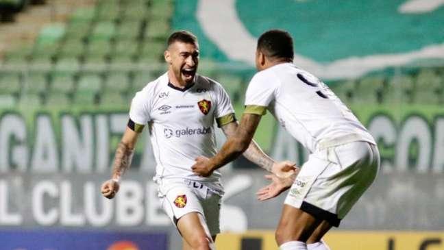Divulgação / Twitter Sport Recife