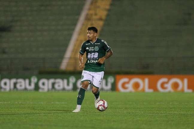 Jogador é cria da base do Bugre (Thomaz Marostegan/Guarani FC)