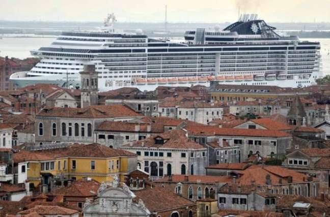 Veneza não entrou em lista vermelha da Unesco