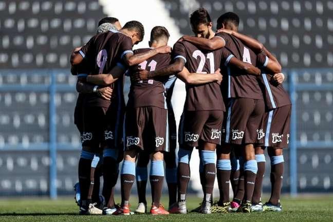 Corinthians sub-23 acabou derrotado no último minuto da partida (Foto: Marco Galvão/Ag. Corinthians)