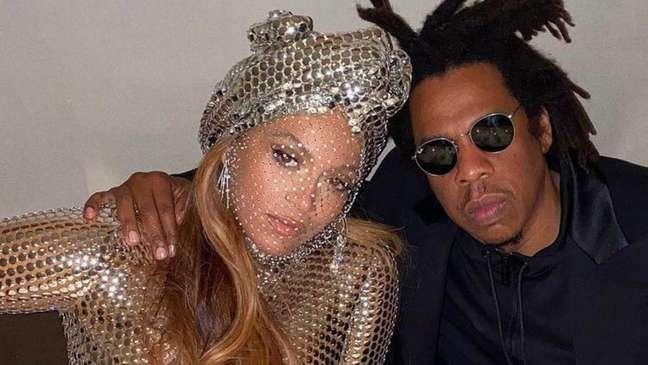 Beyoncé e Jay-Z estão juntos desde 2008.