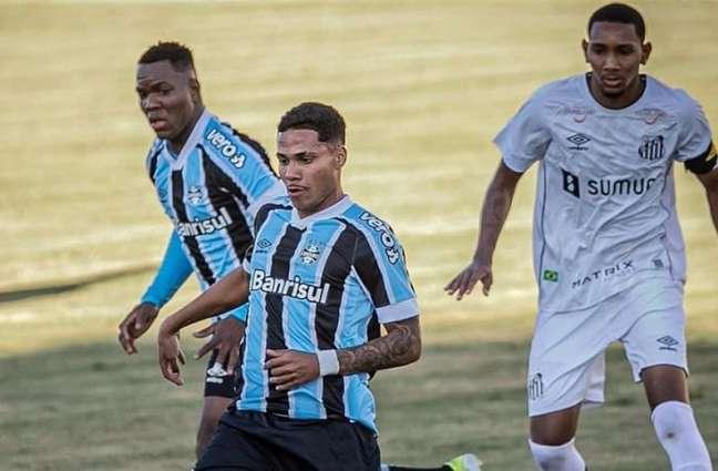 Jogador atuou em todos as partidas da equipe na campanha (Divulgação/Grêmio)