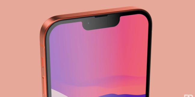 Provável iPhone 13 Pro