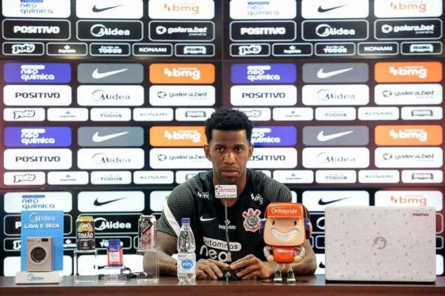 Gil tem vivido a sua melhor sequência pelo Corinthians nesta temporada (Foto: Rodrigo Coca/Ag.Corinthians)