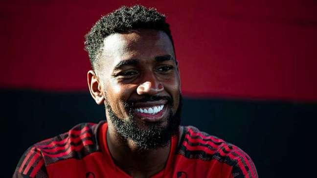Gerson atuou no Flamengo por duas temporadas (Foto: Alexandre Vidal / Flamengo)