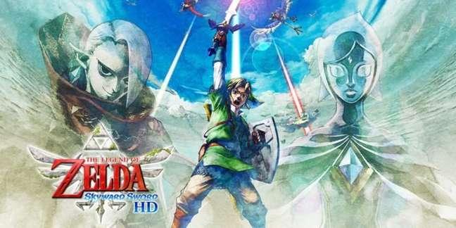 The Legend of Zelda: Skyward Sword HD continua muito divertido no Nintendo Switch