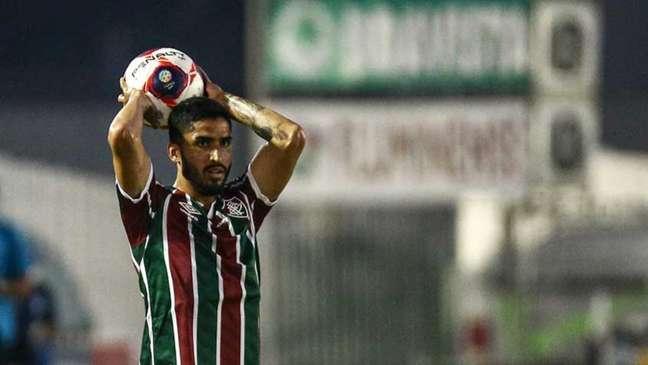 Igor Julião está de saída do Fluminense, onde está desde as categorias de base (Foto: Lucas Merçon/FFC)