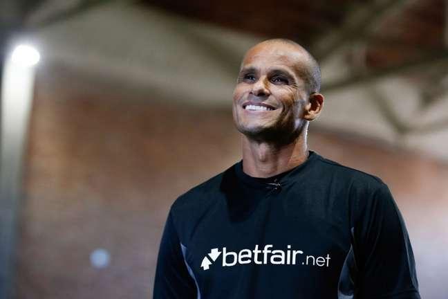Rivaldo é, atualmente, embaixador da Betfair.net (Foto: Betfair.net)