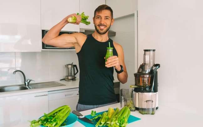 Dieta vegana não prejudica os atletas de alto rendimento