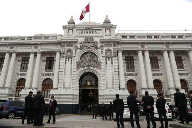 Congresso do Peru em Lima  30/9/2019   REUTERS/Guadalupe Pardo