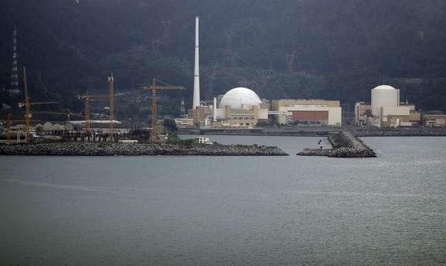 Complexo nuclear de Angra dos Reis, Brasil.  31/08/2011 REUTERS/Ricardo Moraes