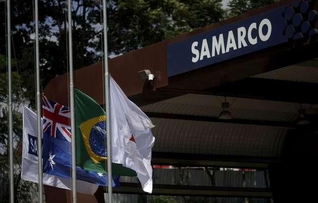 Sede da Samarco, em Mariana (MG)  11/11/2015 REUTERS/Ricardo Moraes
