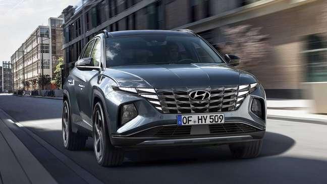 Nova geração do Hyundai Tucson tem grandes chances de ser produzida no Brasil.