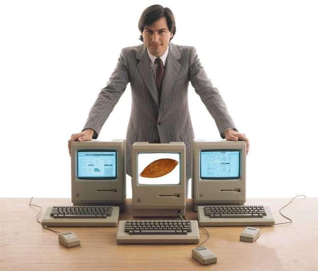 Um desses computadores não é o que parece