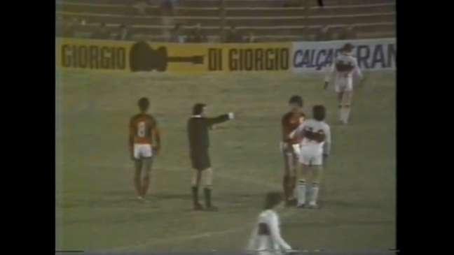 Flamengo não conseguiu derrotar o Olimpia nos dois jogos de 1981 (Foto: Reprodução)