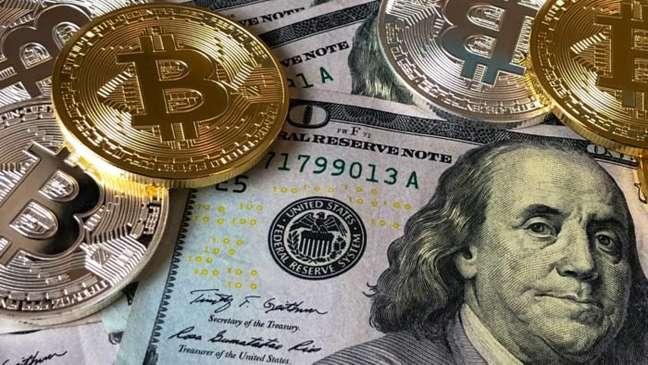 Bitcoin é principal criptomoeda do mercado