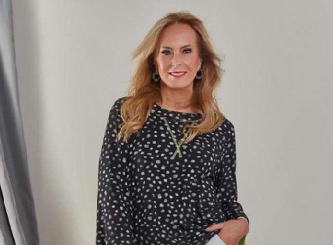 Mãe de Tici Pinheiro divulgou recentemente que está com câncer na tireoide